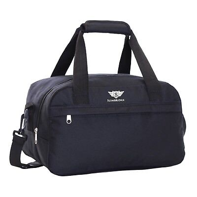 £6.99 • Buy Ryanair 35x20x20cm Cabin Carry On Flight Hand Luggage Bag Approved Small Holdall
