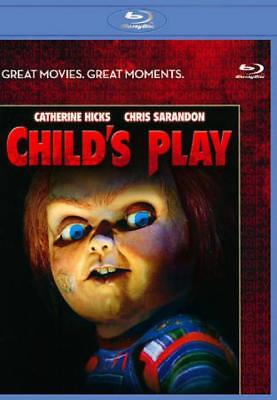 Child's Play New Region 1 Blu-ray • 7.38£