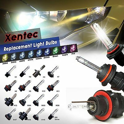 $12.99 • Buy Two HID Kit 's Replacement Bulbs Xentec Xenon Headlight Fog Light 30000LM 35/55W