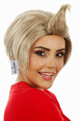 AU24.99 • Buy Something About Mary Inspired 90's Costume Wig (High Quality) Fancy Dress