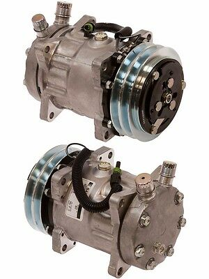 AU249.71 • Buy New AC Compressor OEM Sanden SD7H15 4271 / 4506 N83-304122 Fits: Heavy Duty Apps