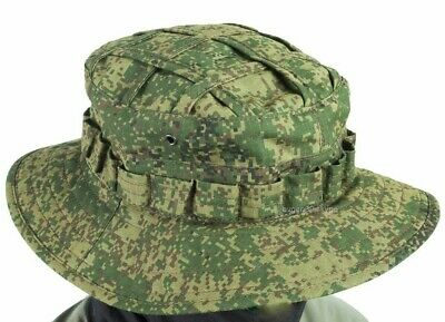 730cc5652f549 Russian Army Summer Boonie Hat Sniper Type Pattern EMR 1 (Digital Flora)