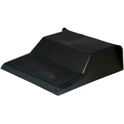 £7.99 • Buy Black Plastic Drain Cover. 30 X 30 X 9cm. Durable. Slotted Grill. Raised Back.