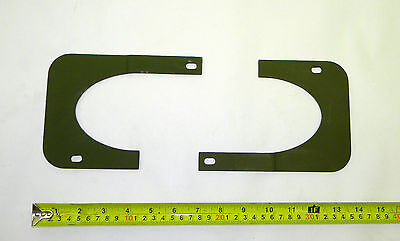 $14 • Buy Military Surplus Exhaust Outlet Two Piece Cover Plate For M35A2 5340-00-054-3173