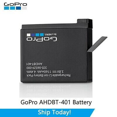 $ CDN19.02 • Buy GoPro AHDBT-401 Rechargeable Battery For Hero 4 Brand New
