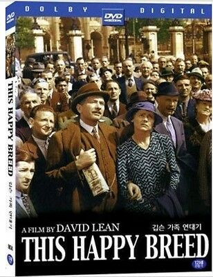 This Happy Breed (1944) DVD (Sealed) ~ David Lean • 3.99£