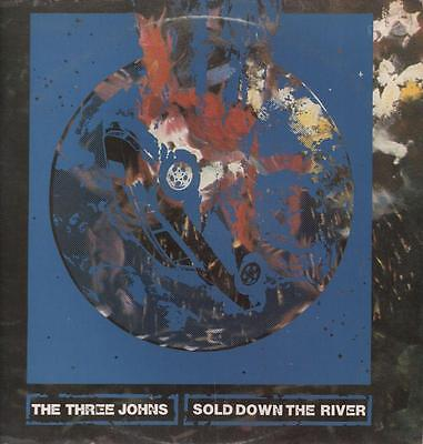 The Three Johns(12  Vinyl P/S)Sold Down The River-Abstract-12 ABS 040-U-VG/Ex+ • 7.79£