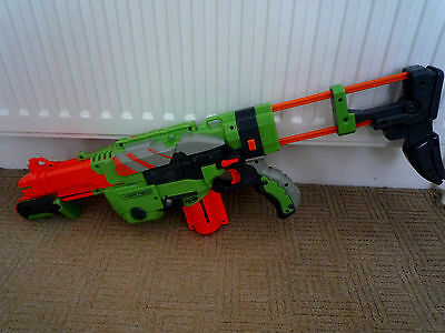 £19.99 • Buy Nerf Gun Vortex Praxis With Extended Stock And Cartridge