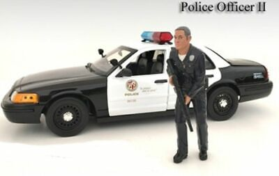 American Diorama 1/18 LAPD Style Police Officer Figure #2 - 24012 • 8.50$