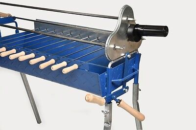 £95.99 • Buy Greek Cypriot Charcoal Barbecue BBQ Grill Foukou With Lifting Lever