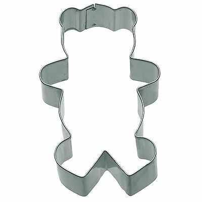 £3.70 • Buy Teddy Bear Shaped Cookie Cutter- Biscuit Pastry Sandwich KitchenCraft 7.5.cm