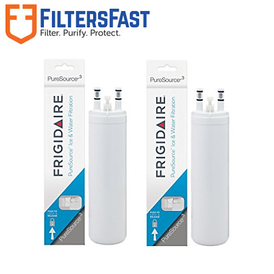 $ CDN87.59 • Buy Genuine Frigidaire WF3CB PureSource3 Refrigerator Water Filter - 2 Pack Lot
