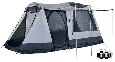 AU199.95 • Buy Oztrail Chalet 4v Tent Dome Family Tent (sleeps Upto 6 People)