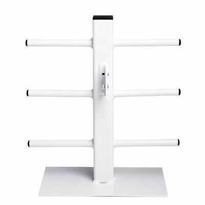 Polyribbon Stand Holder For Six Rolls Of Ribbon Dispenser Cutter • 44.10£