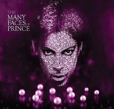 Many Faces Of Prince  3 Cd New+  • 17.37£