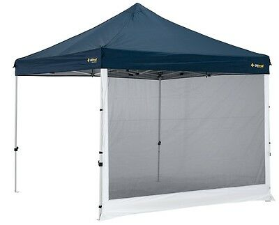 AU34.95 • Buy OZtrail Deluxe Gazebo Mesh Wall Walls Kit For 3x3 & 6x3