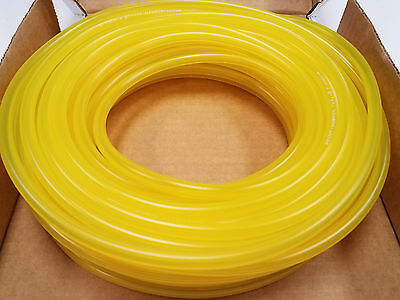 $1.15 • Buy TYGON FUEL LINE 1/8  ID X 1/4  OD CLEAR YELLOW (ORDER BY THE FOOT)