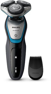 AU219.90 • Buy Philips S5400/06 Series 5000 Aqua Touch Electric Shaver With Smart Click Trimmer