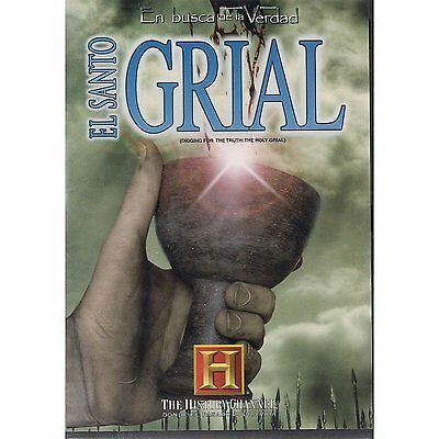 El Santo Grial / Digging For The Truth The Holy Grial DVD NEW Factory Sealed! • 6.49$