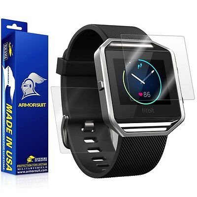 AU18.45 • Buy ArmorSuit - Fitbit Blaze Screen Protector + Full Body Skin Protector