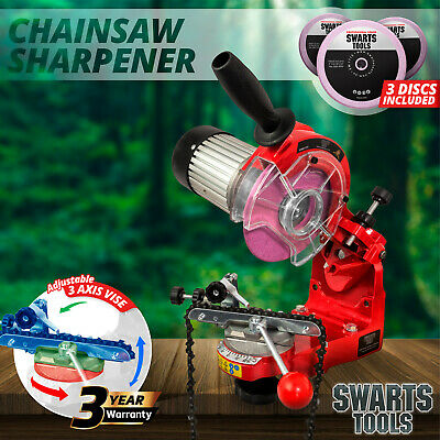 AU105 • Buy 350W Chainsaw Sharpener Swarts Tools Chain Saw Electric Grinder File Pro Tool