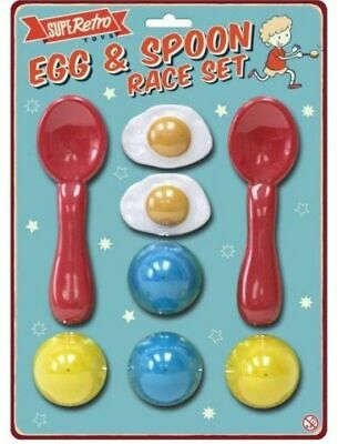 Egg And Spoon Race Set • 5.39£