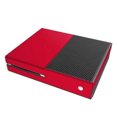 $15.99 • Buy Xbox One Console Skin - Solid Red - Sticker Decal Wrap