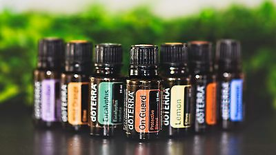 AU7 • Buy NEW Doterra Essential Oil - Various Oils Available -