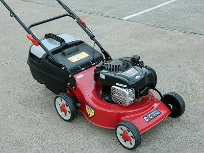 AU449 • Buy Lawnmower 4 Stroke Lawn Mower Briggs & Stratton 625EX USA Mulch & Catch 4 Blades
