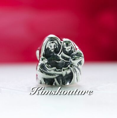 AU38.23 • Buy Authentic Pandora Holy Family Sterling Silver Charm Bead 791369
