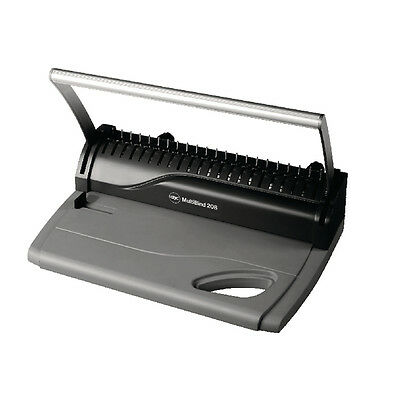 £135 • Buy Acco Gbc Multibind 208 Comb And Wire Binder