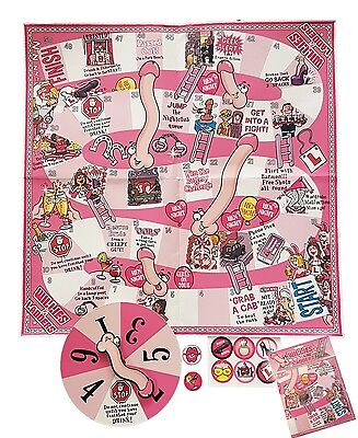 New!! 'willies & Ladders' Hen Night Party Game Games, Accessories & Favours • 2.99£