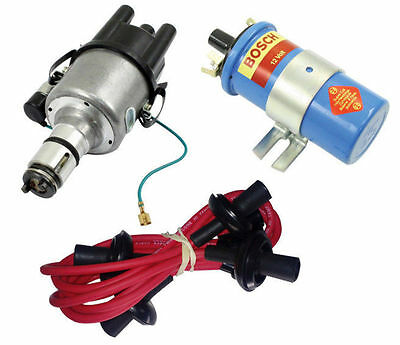 $222.41 • Buy EMPI 009 Street- Distributor W/Electronic Ignition, Red Screamer Kit KT-1013