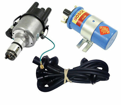 $217.96 • Buy EMPI 009 Street- Distributor W/Electronic Ignition, Black Screamer Kit