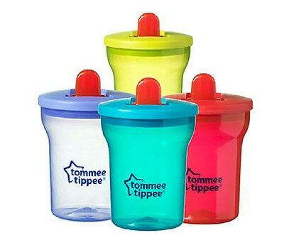 Tommee Tippee 43111210 Essentials Free Flow First Beaker 4m • 6.89£