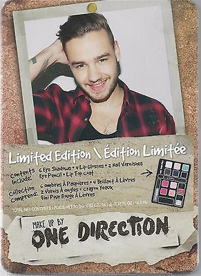 £10.86 • Buy Make Up By One Direction The Complete Palette Collection Makeup, Liam, 16 Count