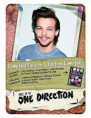 £10.86 • Buy Make Up By One Direction The Complete Palette Collection Makeup, Louis, 16 Count