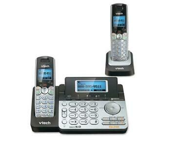 $ CDN141.31 • Buy Vtech DS6151/DS6101 Dect 6.0 2 Line Cordless Phone With Answering