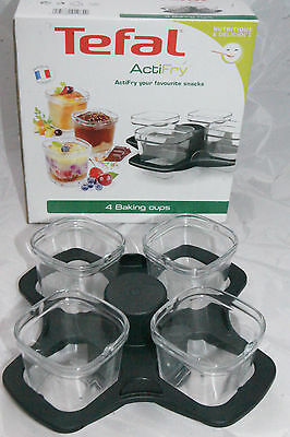 Actifry Baking Cups For Use With Actifry Family1.5 Kg,AH900 • 32.99£