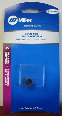 $19.95 • Buy Miller Genuine Swirl Ring For Spectrum 375, 375/625 X-treme XT30/40 Torch 249931