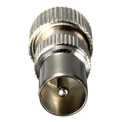 £1.49 • Buy 1 X Male Tv Aerial Connector Plug Metal Coaxial Coax House Freeview Digital