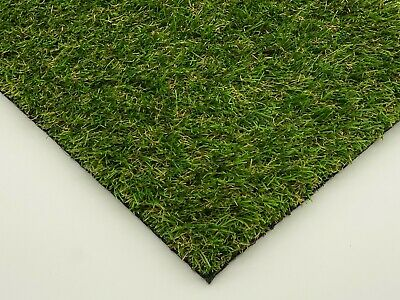 £47.50 • Buy Majestic 35mm Astro Artificial Garden Grass Realistic Natural Fake Turf Lawn