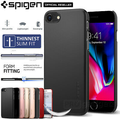 AU24.99 • Buy [FREE EXPRESS] IPhone 7 Case, SPIGEN Ultra THIN FIT Slim Cover For Apple