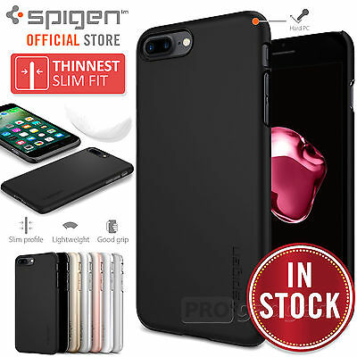 AU24.99 • Buy [FREE EXPRESS] IPhone 7 Plus Case, SPIGEN Ultra THIN FIT Slim Cover For Apple
