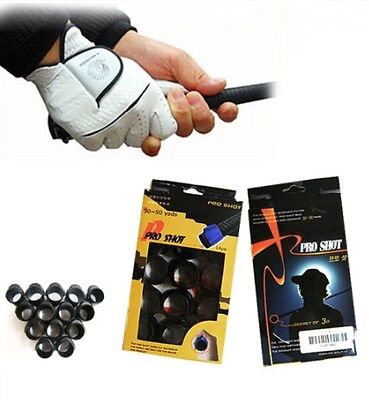 £46.53 • Buy Universal Pro Shot Golf Rubber Ring 6pcs/ Grip Aid For Grip Stability & Accuracy