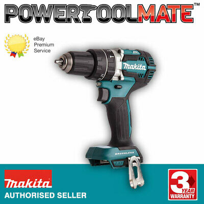Makita DHP484Z 18V LXT Compact Brushless Combi Drill (Body Only) • 99.99£
