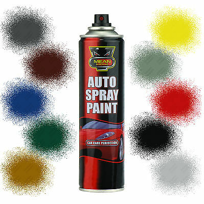 X1 Car Spray Paint Aerosol Auto Primer Matt Gloss Satin Clear Lacquer 200-250ml  • 6.89£