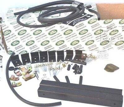 RTC6158: Gen. Land Rover Military Wolf Def 90/110 FFR Battery Venting Kit IncVAT • 18.96£