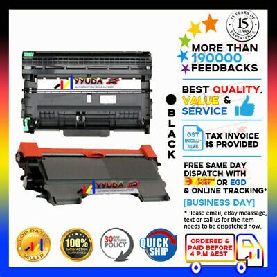 AU35.90 • Buy 1x NoN-OEM TN 2030 Toner + 1x DR 2225 Drum For Brother DCP7060D DCP7065DN