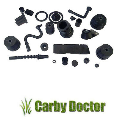 AU41 • Buy Entire Rubber Set Kit For Stihl 066 Ms660 Ms650 Chainsaws Buffer Intake Impulse